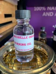 MICHELLE OBAMA BURNING OIL 1oz