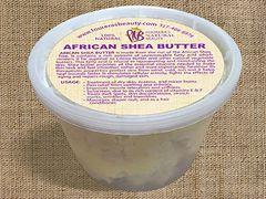 African Shea Butter (16oz)Bulk