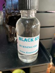 BLACK ICE BURNING OIL 1oz