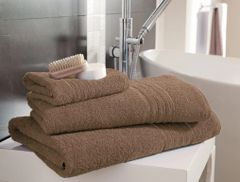 Hampton brown Egyptian Cotton towels