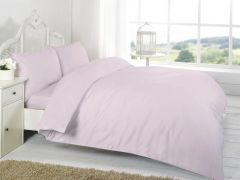 Pink Egyptian Cotton 200 TC duvet cover