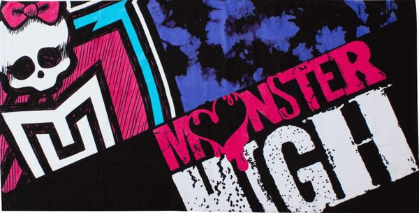 Monster High towel
