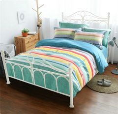 Emmie metal bed frame