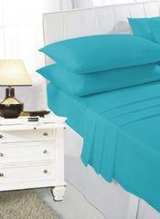 Teal flat sheet