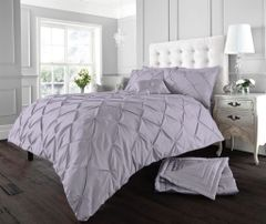 Alford lilac duvet cover