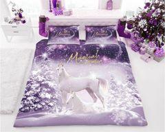 Be A Unicorn double duvet cover