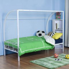 Goal single metal bed frame