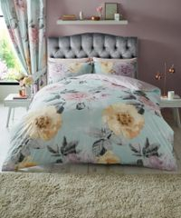 Clara cotton blend duvet cover