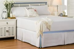 Cole slat base metal bed frame