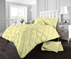 Alford yellow duvet cover