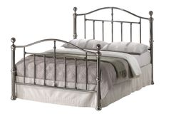 Alexandra luxury metal bed frame
