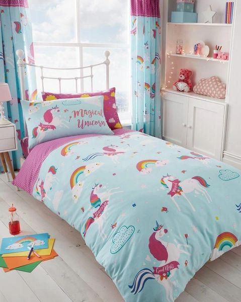 Unicorn Fairytale duvet cover