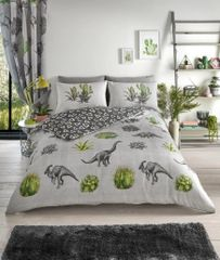 Dinosaur Dreams cotton blend duvet cover