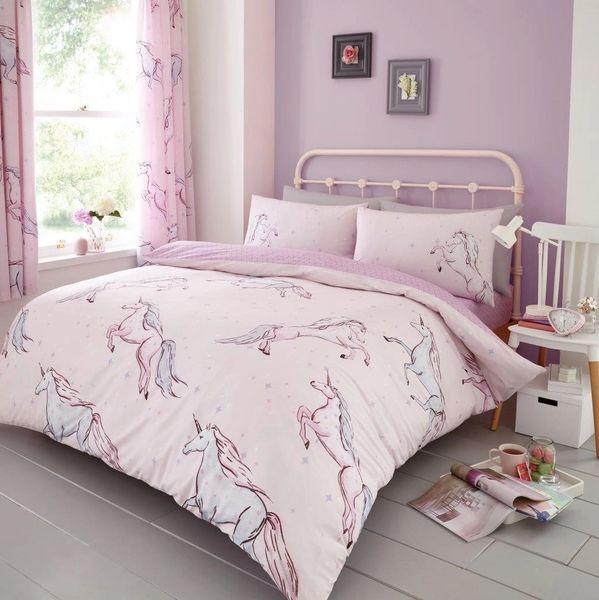 Star Unicorn duvet cover