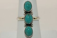 Emerald Valley Mine Turquoise Ring - R2161