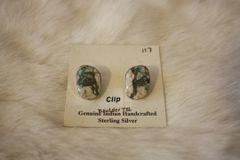 Boulder Turquoise Earrings - BL141
