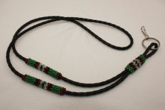 Navajo Beaded Lanyard - L1104 - SOLD