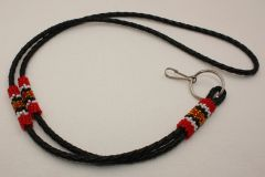 Navajo Beaded Lanyard - L1102