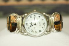 Inlay Mens Watch - W122 - SOLD