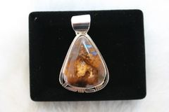 Boulder Opal Pendant - BO111