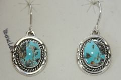 Boulder Turquoise Earrings - BL3124