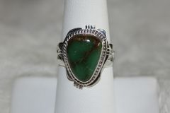 Emerald Valley Mine Turquoise Ring - R3962