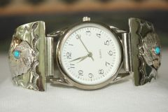 Eagle Head Mens Watch - W121 - SOLD