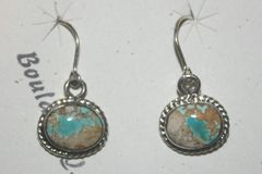 Boulder Turquoise Earrings - BL3241