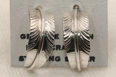 Feather Earrings - ER626