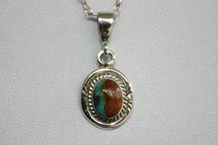 Boulder Turquoise Necklace - BL118