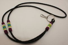 Navajo Beaded Lanyard - L1103