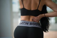 Latin Booty Leggings