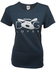 Dog is Good Ladie's T-shirt Dog Lover