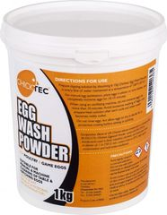 Chictec Egg Wash Powder 1kg and Liquid 1litre