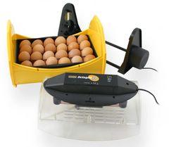 Brinsea Octogan 20 Eco with Auto Turn Cradle