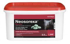 Neosorexa Bait Blocks 2.5.KG