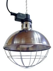 Intelec Traditional Infra Red Lamp with Wire Guard