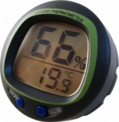 Panel Mount Digital Thermo-Hygrometer