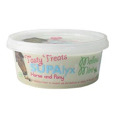 NETTEX SUPAlyx TASTY TREATS 650G AND DIFFERENT FLAVOURS