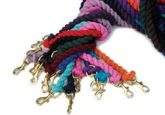 Rhinegold Cotton Lead Rope (one size)