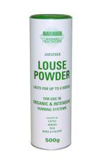 Barrier Organic Louse Powder Repellent 500g Shaker