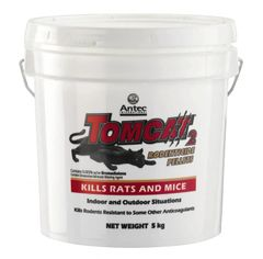 Tom Cat 2 Pellets 5KG