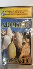 Ajo Macho polvo- Male Garlic powder