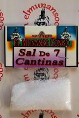 Sal De 7 Cantinas - 7 Bar Salts