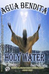 Agua Bendita - Holy Water