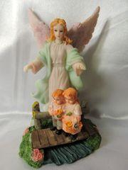 Angel De La Guardia Rosadita- Pink Guardian Angel