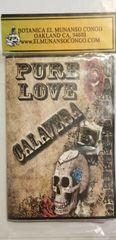 Calavera polvo- Skull powder