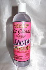 Colonia Lavanda - Lavender