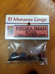 Piedra Iman Rojo - Red Lodestone