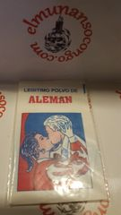 Aleman polvo - German powder